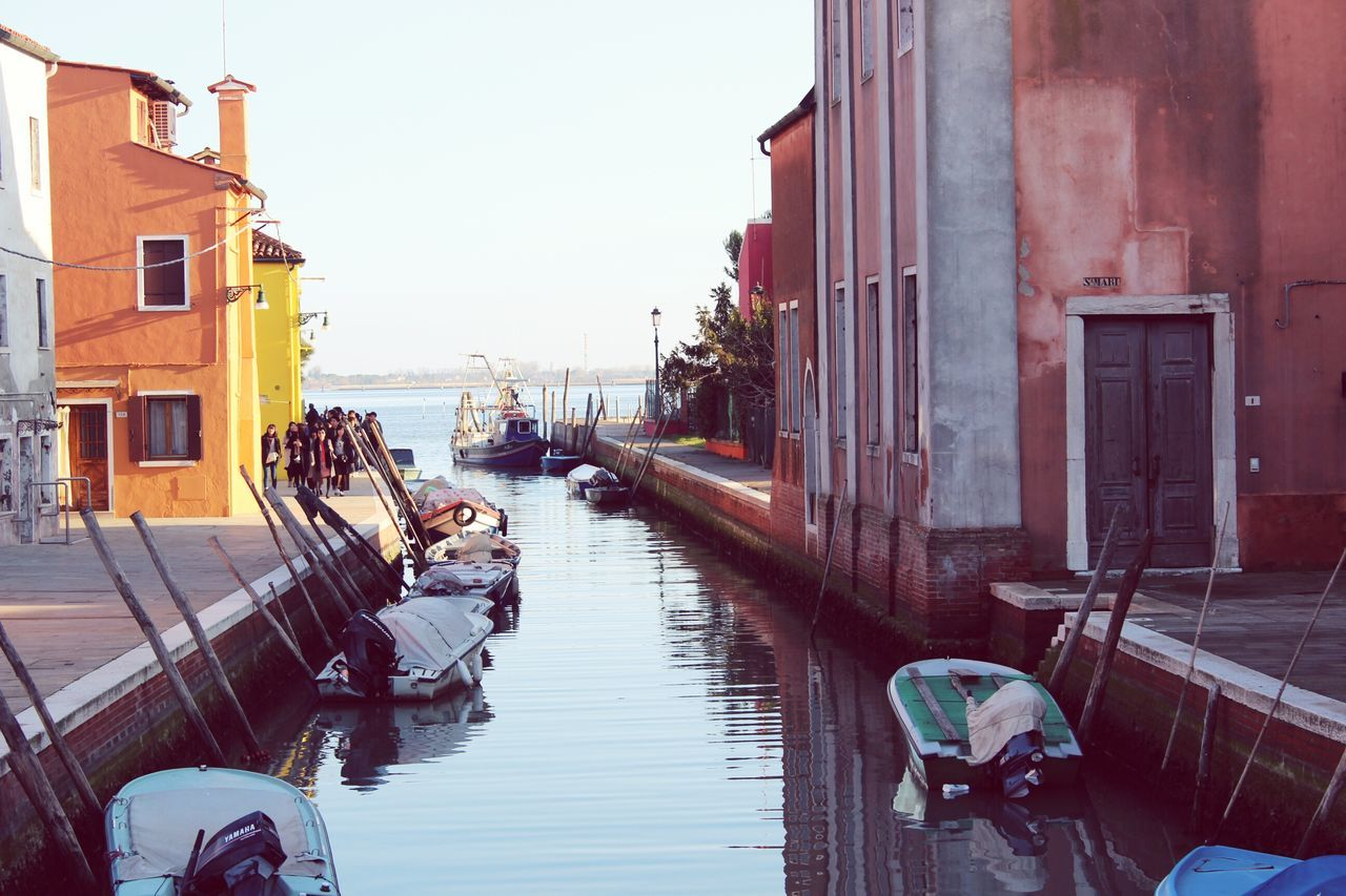 Water Architecture Canonphotography Travel Destinations Trip Photo Burano Building Photography Veneziagram Italy❤️ Photography Europe