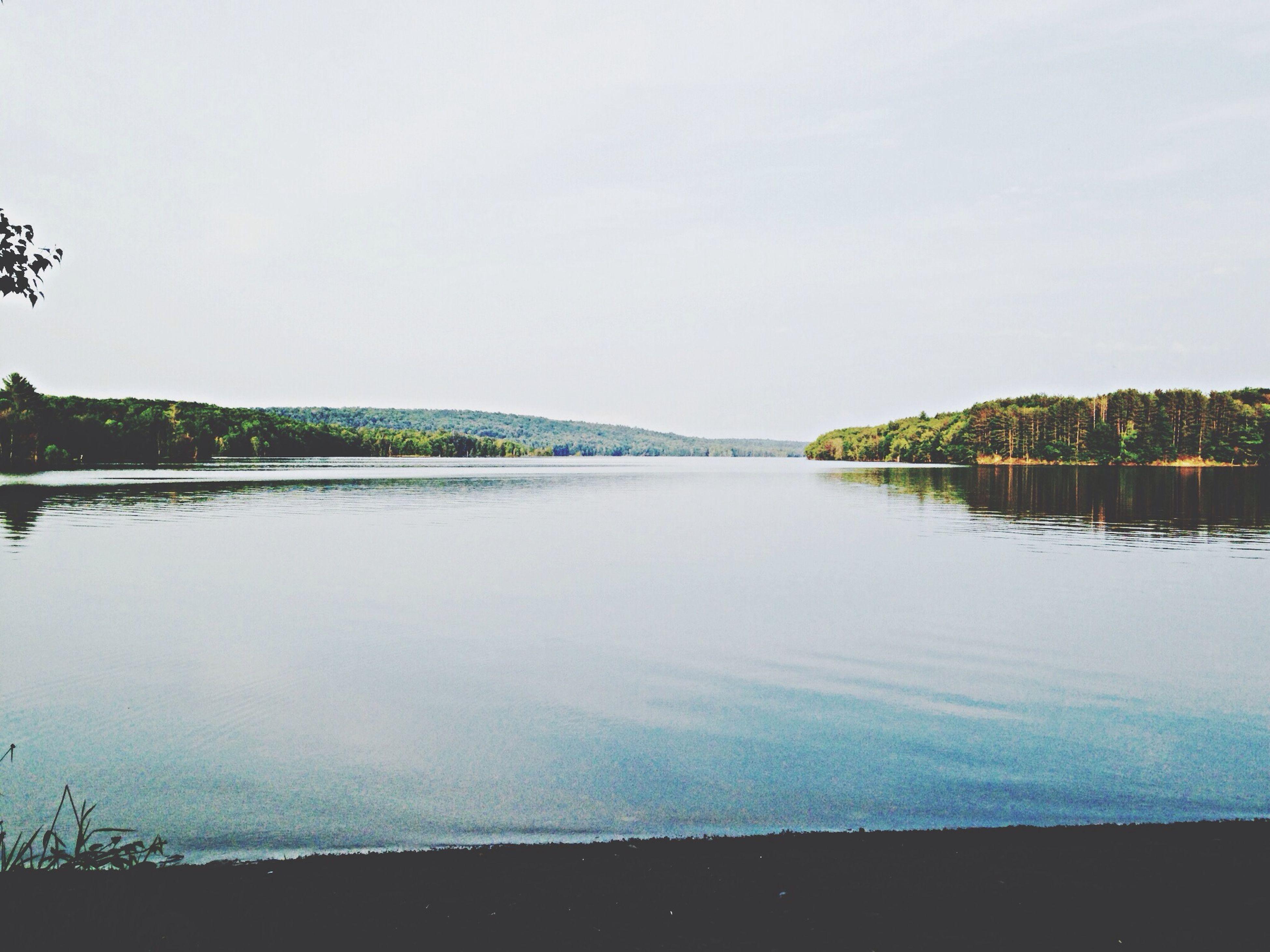 Landscape Water Lakes  Nature
