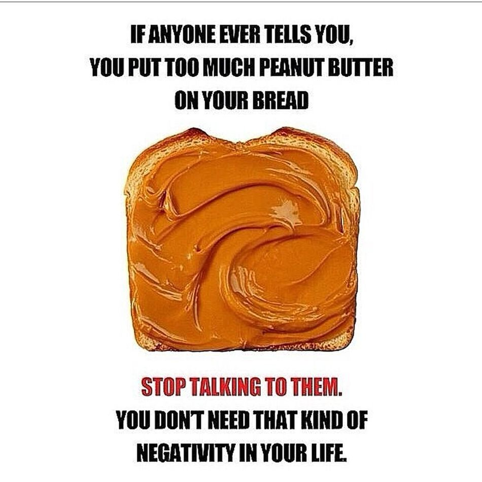 Yep!! Peanutbutterfeind Nonegagtivenancy