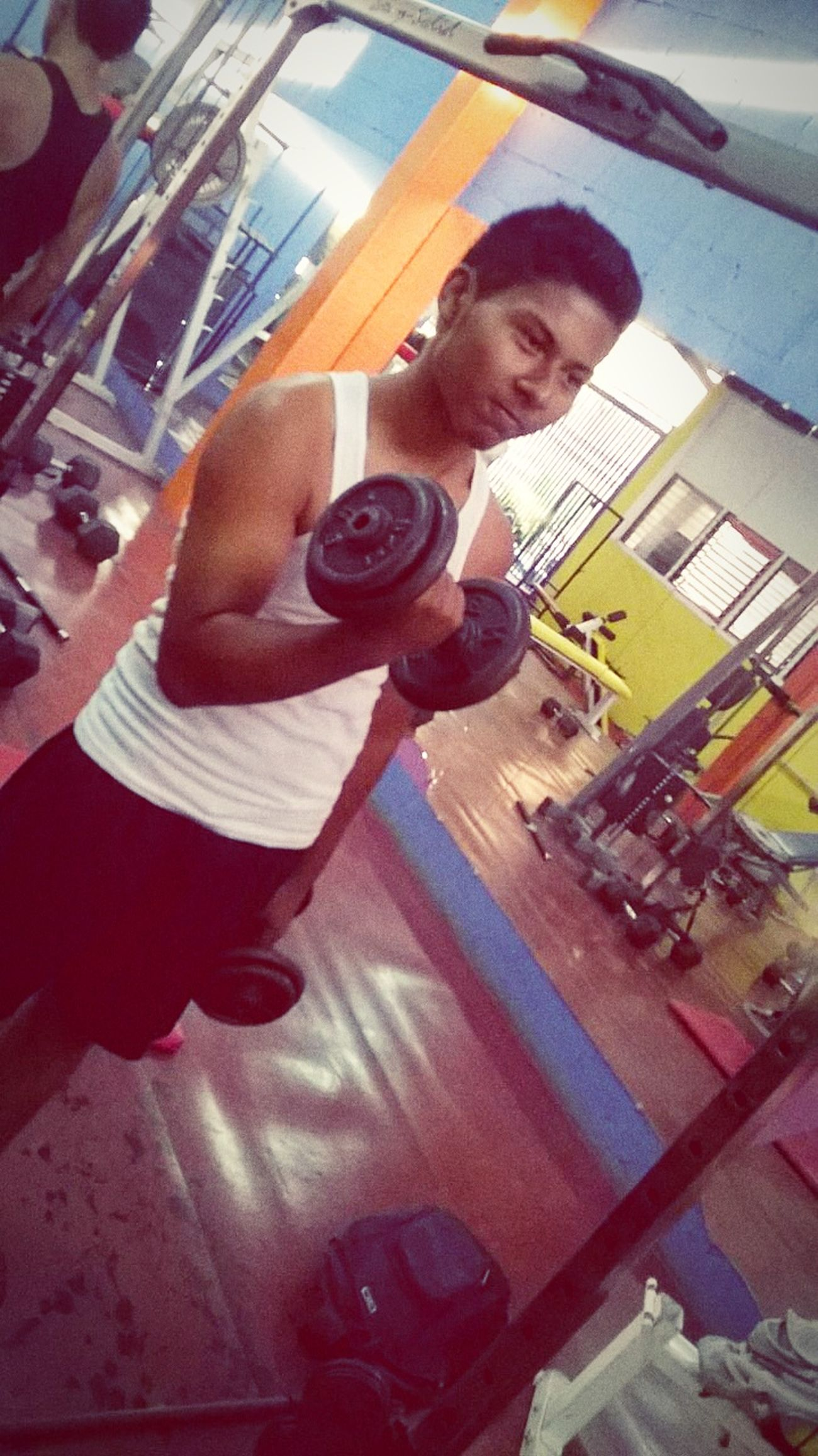 ¡Ay vamos! 😆💪 Gym!