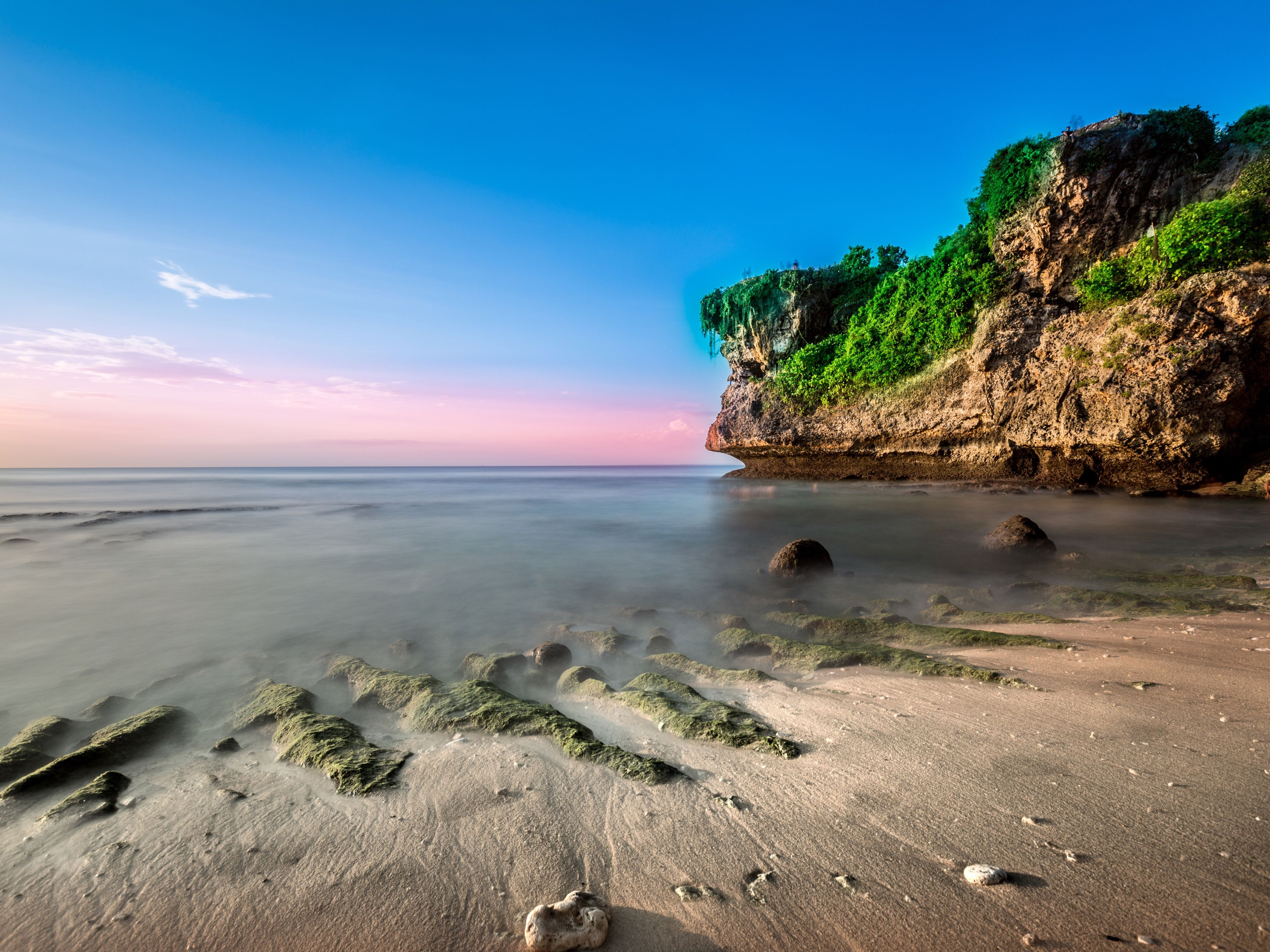 sea, beach, beauty in nature, nature, no people, horizon over water, sky, outdoors, scenics, sand, tranquil scene, sunset, cloud - sky, water, day