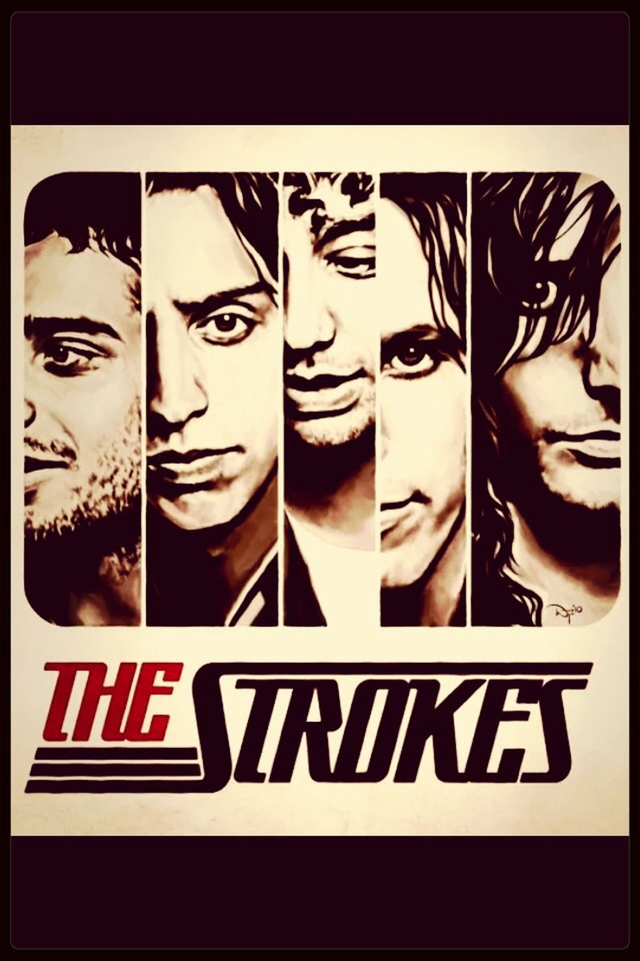 The Strokes ❤️❤️ Bands Music My Favourite Band.