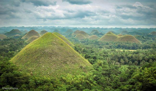 Chocolate Hills bohol, philippines. Chocolatehills Bohol Philippines Eyeem Philippines Travel Traveling Hills Vacation ASIA