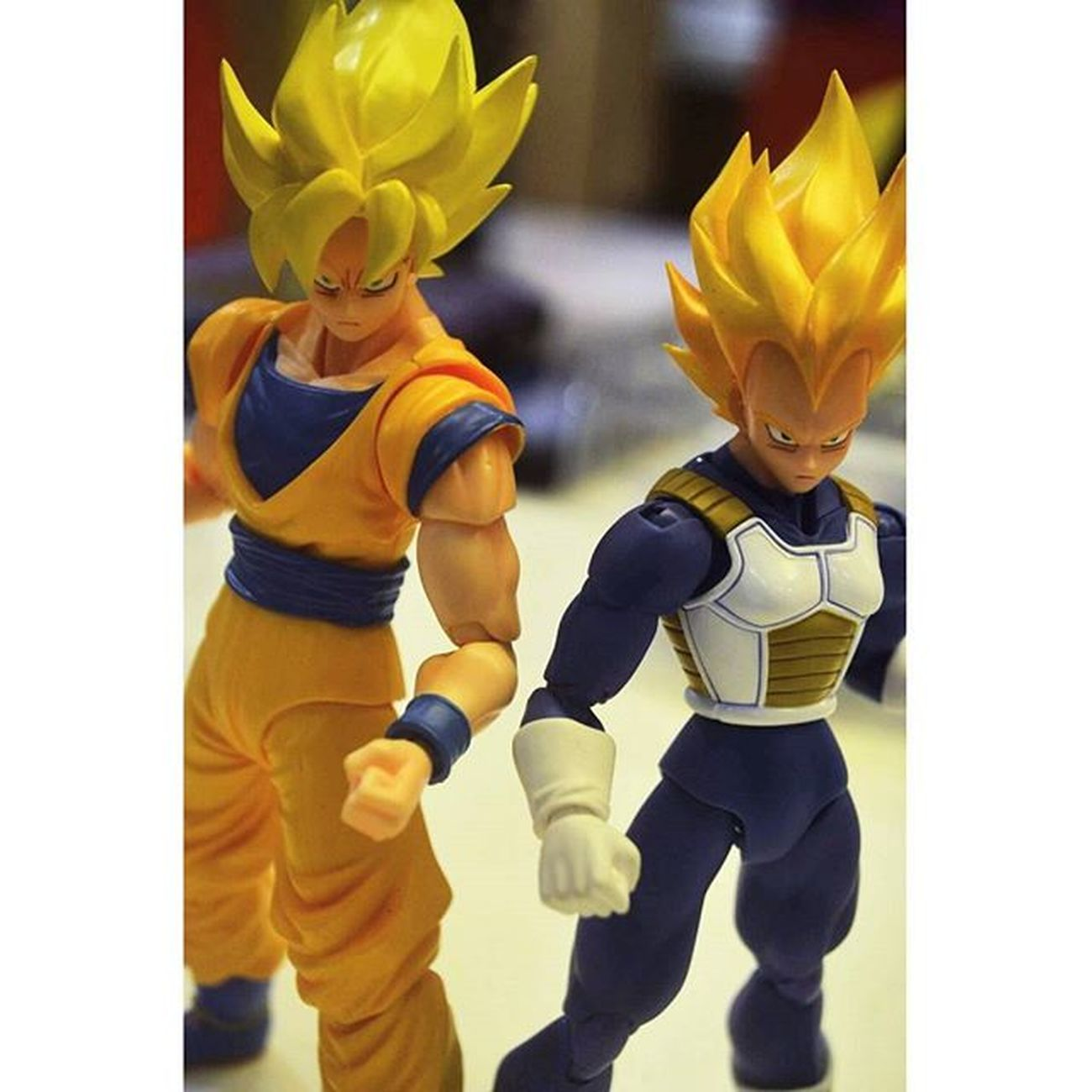 Night out with the saiyans Shf Shf_ph Dragonballz Supersaiyan Goku Vegeta
