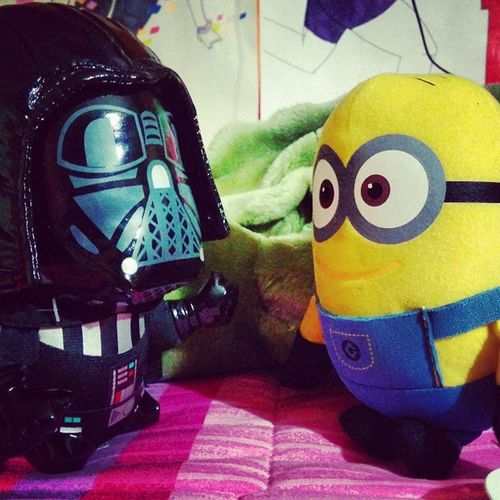 My two new entry for the new year! 😻 Fight the life with the force, but remember to be crazy... With this presuppositions you always simile! 😀😀😀 Movies Minion  Video Tagsforlikes MOVIE Film Films Videos Actor Starwars Cinema DVD AMC Instamovies Star Moviestar Photooftheday Hollywood Goodmovie Instagood Usetheforce Flicks Instaflick Instaflicks