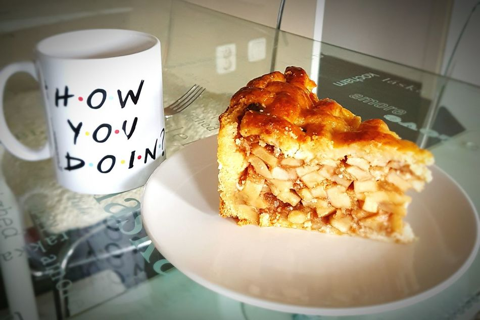 Food And Drink Apple Tart Morning Ready-to-eat Day Yummy♡