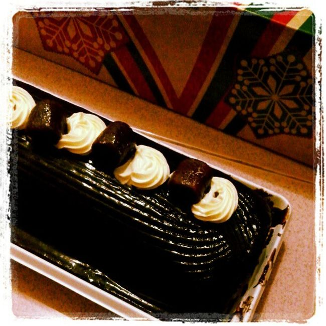 Happy 13th monthsary :) lemme just e-mail your piece of the cake :) Monthsary Cake Rockcedie Goldilocks