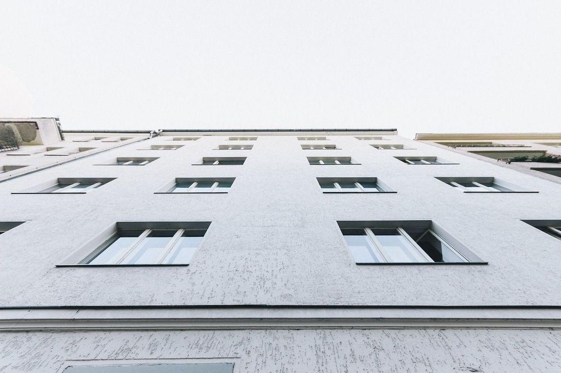 North Look Up Berlin Architecture Minimalism