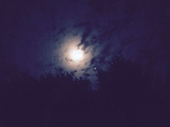 The Eclipse 2015 Moon Eclipse First Eyeem Photo