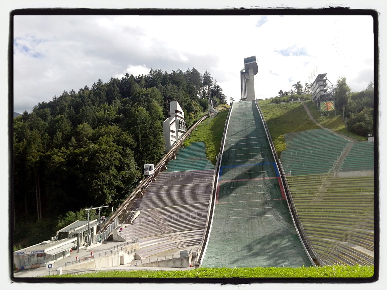 Eyeem Best Shots-architecture Innsbruck Olympiaschanze Bergisel