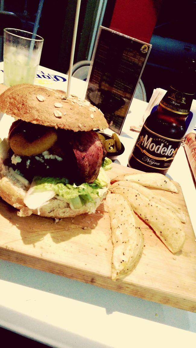 Burgers Dinner Enjoying Life Torreón Coahuila, México Food