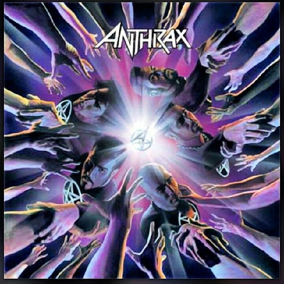 Anthrax Музыка, уносящая эмоции и приносящая свободу.