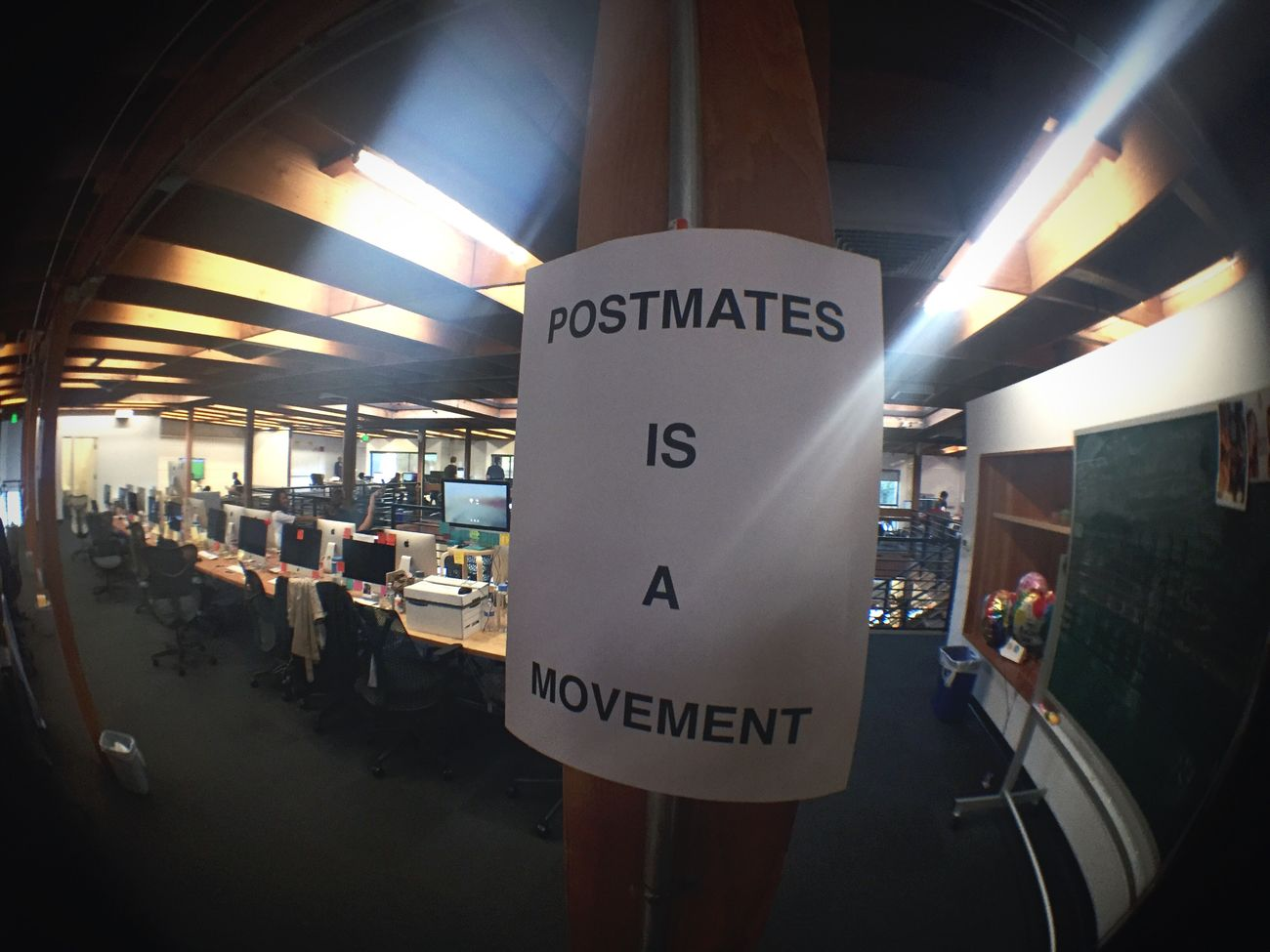 Move. Startups