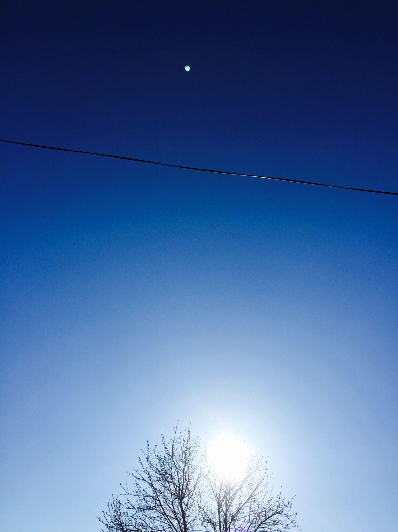 Wednesday Sky Morning Sky Sunnydays