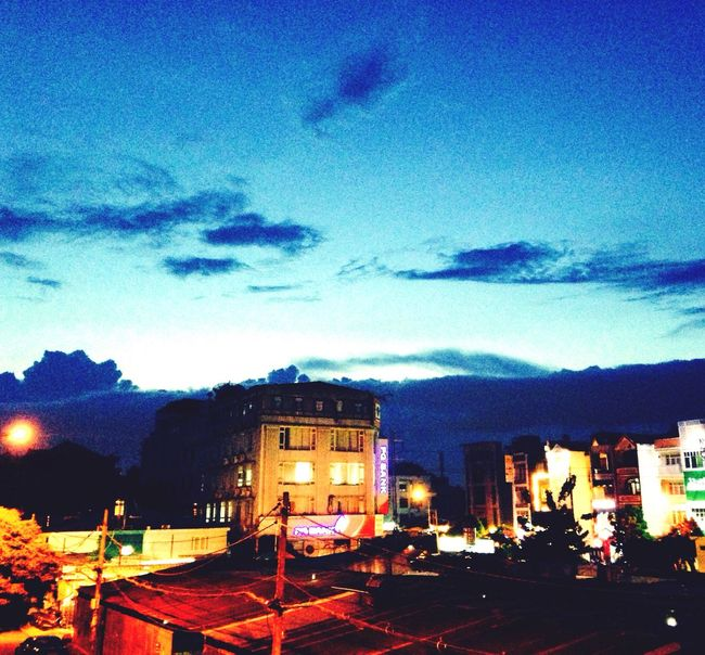 Balcony View Urban Landscape IPhoneography Darkness And Light Vietnamphotography EyeEm Nightscape Nightphotography Vietnam Daily Life Nature Photography Silhouette_collection Sunset Clouds And Sky Sunset_collection Cloud_collection