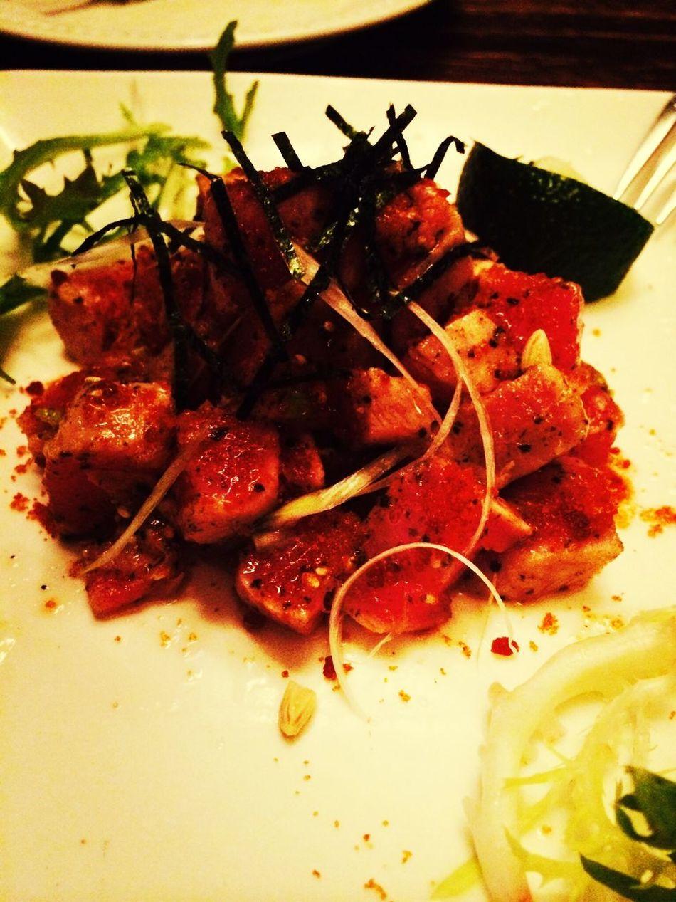 炸鮪魚❤️ Food