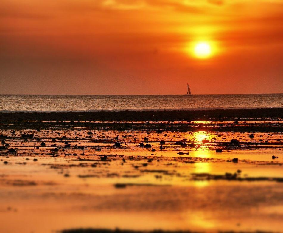 Rahma ♥Beautiful Sunset