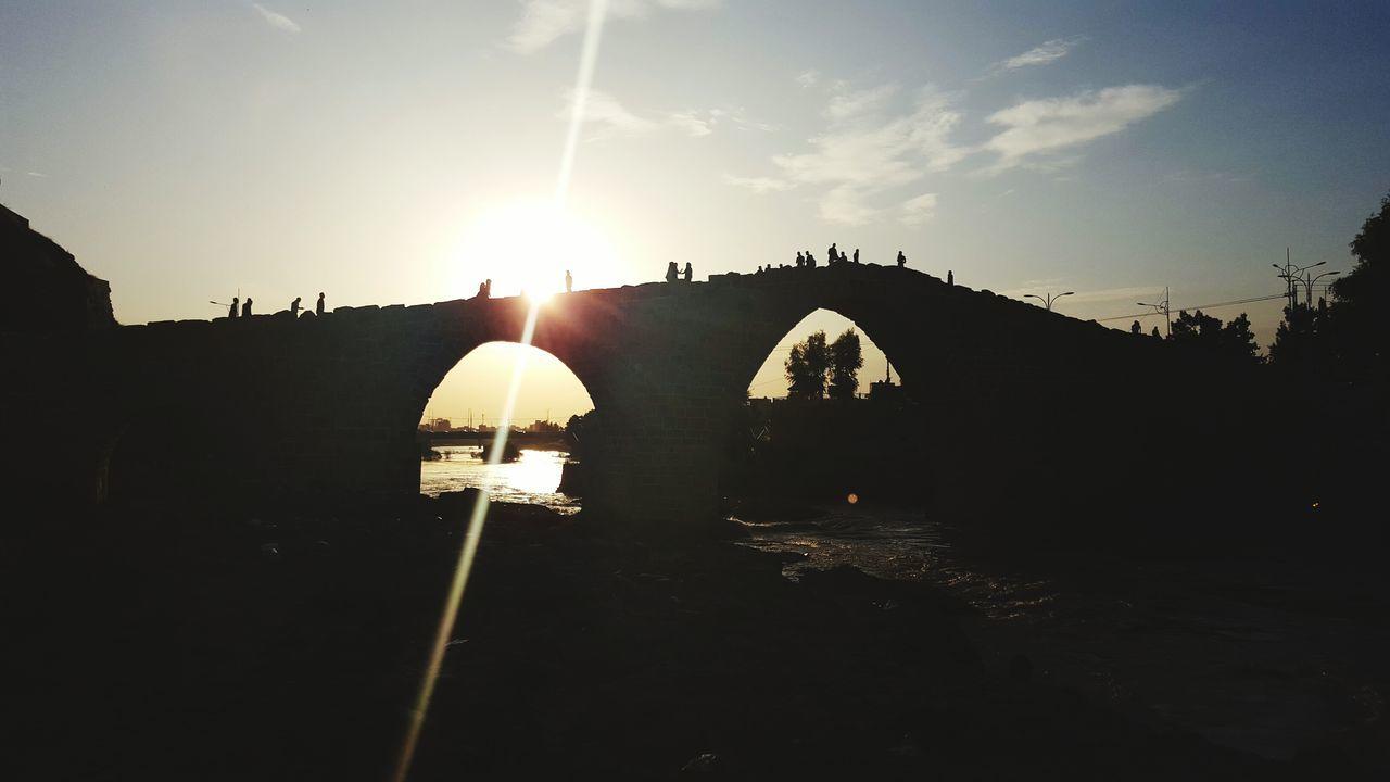 Delal bridge zakho kurdistan