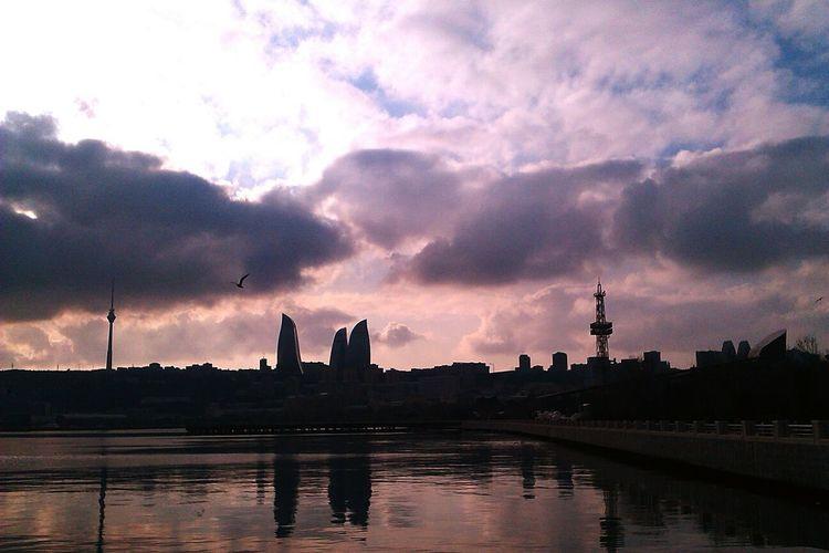 Baku Flametowers Ilovemy City NF