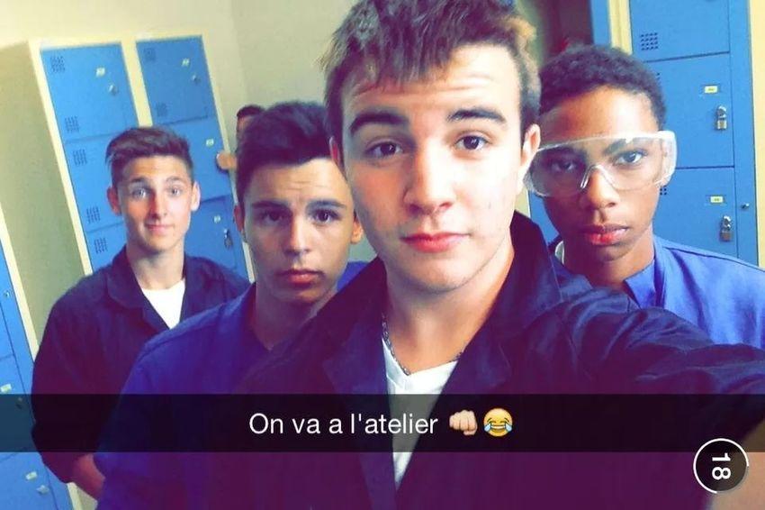 Team Internat French Brother 😘
