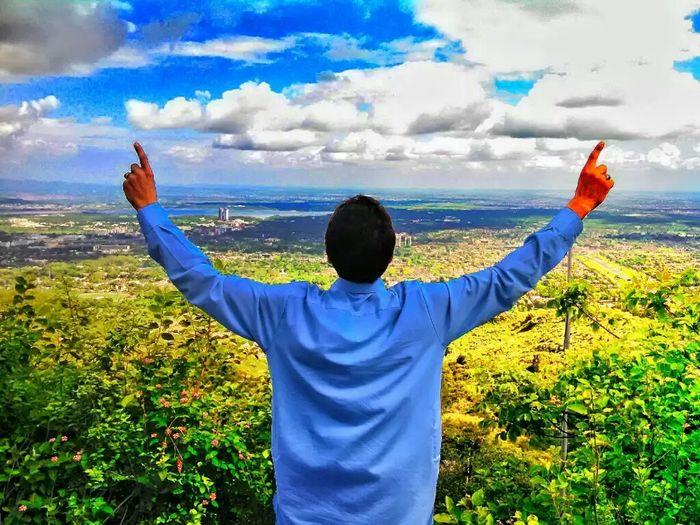 Clouds And Sky First Eyeem Photo .jM UDaAs My Smartphone Life IslamabadTheBeautiful Pakistan