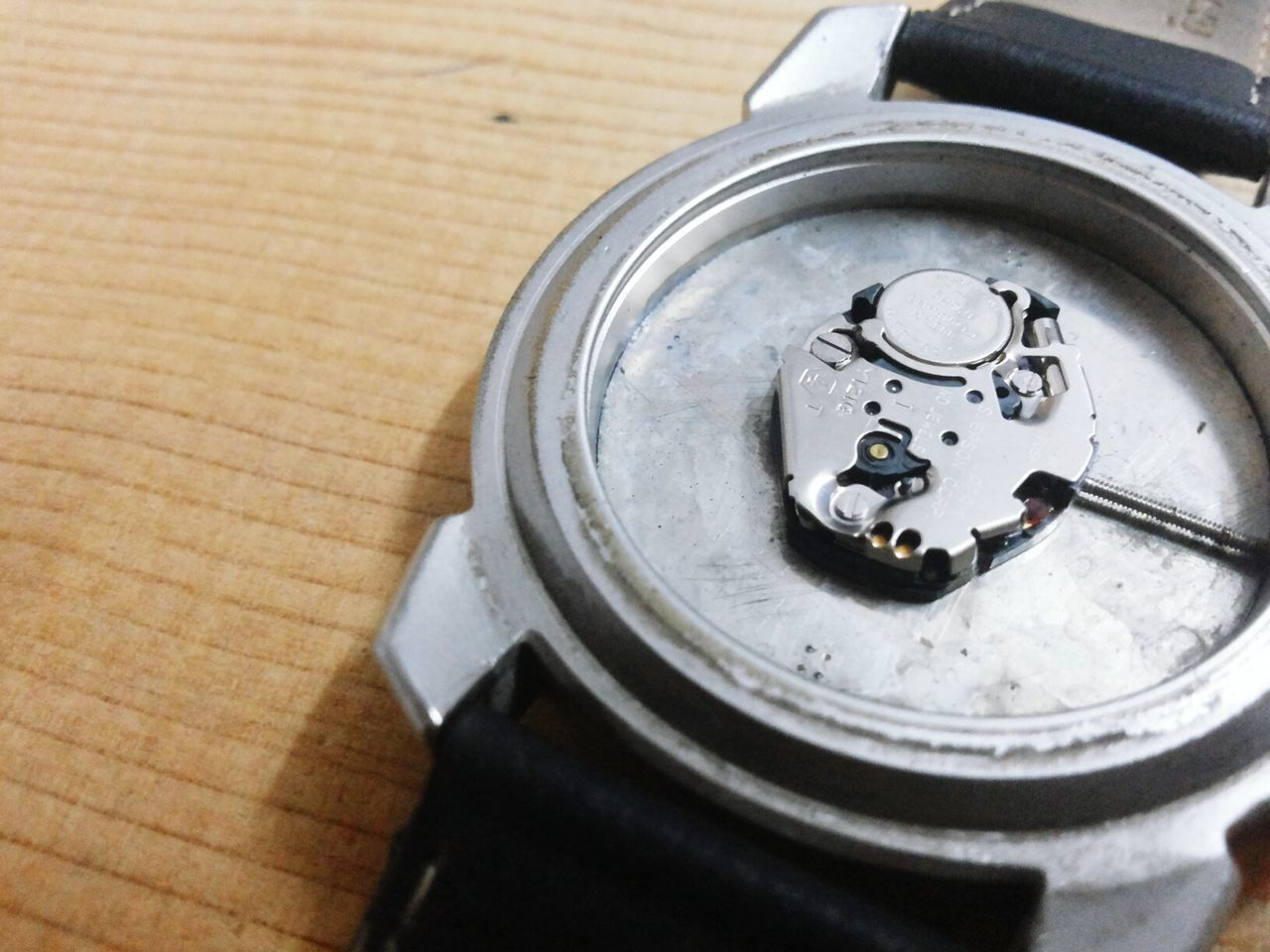 Sometimes you just have to look back of the time..! Macro_collection Macro Photography Wristwatch Lookback Mechanical Art EyeEm Best Shots - Macro / Up Close EyeEm Best Edits Macro Beauty Fastrack Titan
