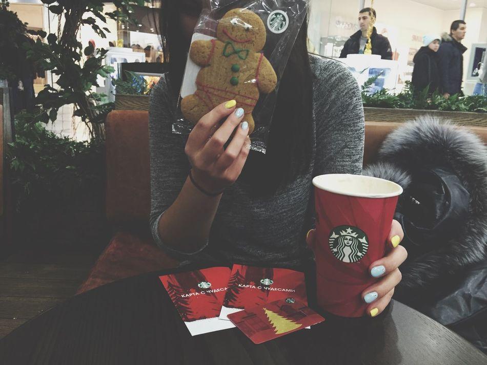Starbucks That's Me Girl Cafe Latte