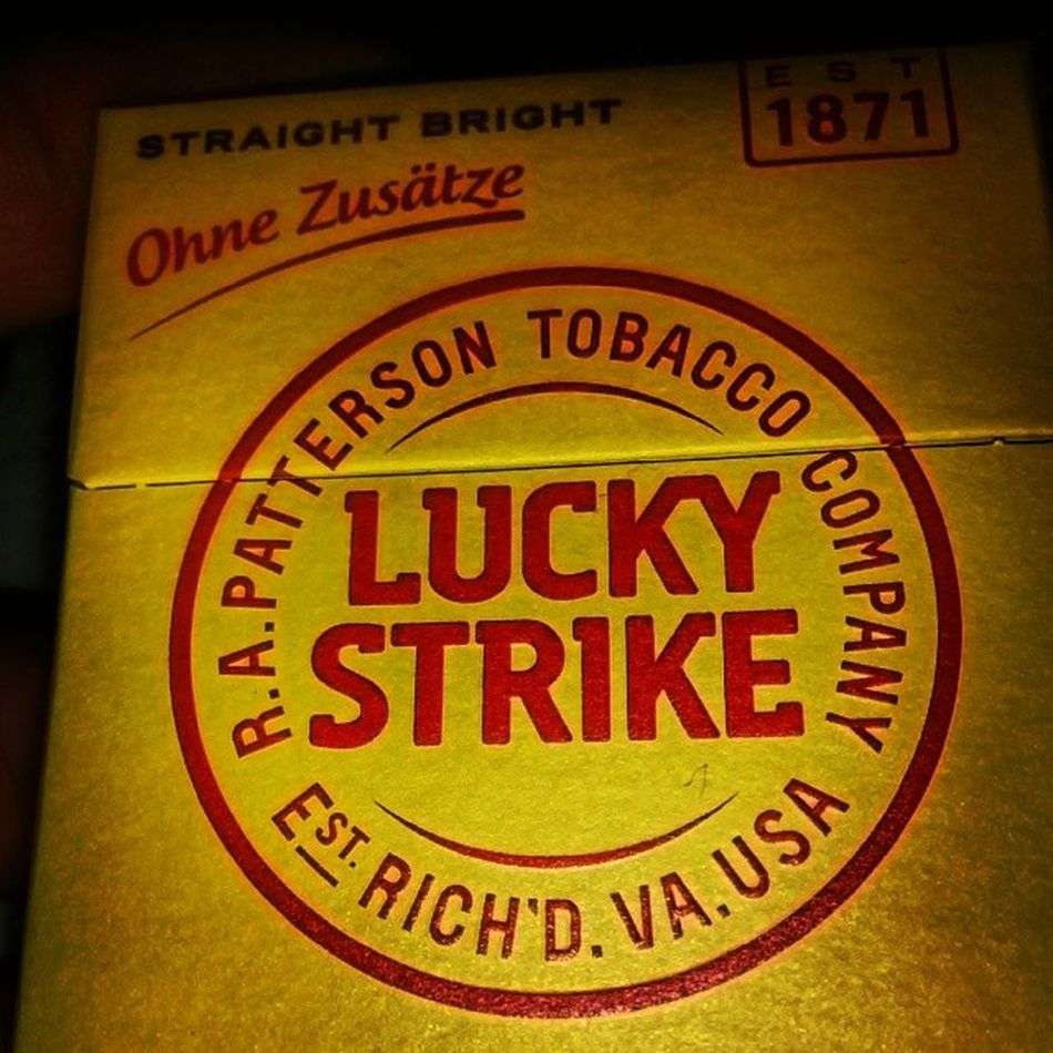 Luckystrike Straight_bright Est_1871