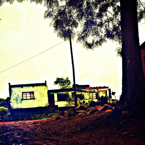 The Maboko's decaying house that was built in the 50's, so many memories in this houseGreatgranfather 'sHouseParadiseView Valdezia Mambedi LimpopoIsMyHome