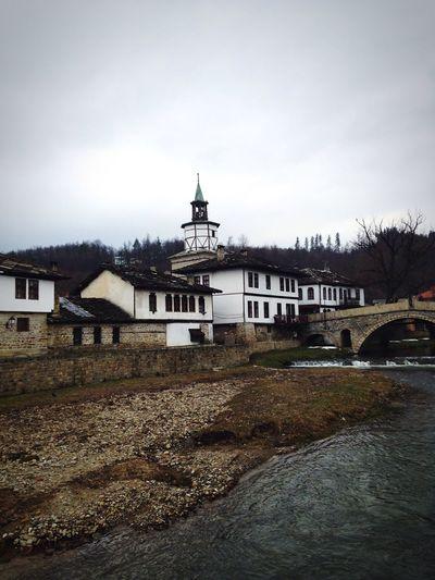 My beautiful town😍 3/100happydays February Town Amazing Uhrturm Timeout Travel Bridge River