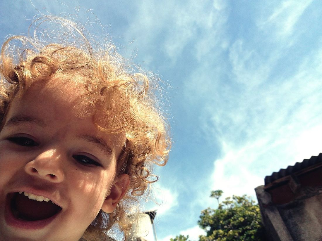 Bebe Child Portrait Cute Baby Day Live Baby Family❤ Inlove Honey Adorable Babyboy One Person Real People Skyfan Sky Looking At Camera Front View Love Sun Nature Sunlight Sunshine Funny Dayswithoutyou