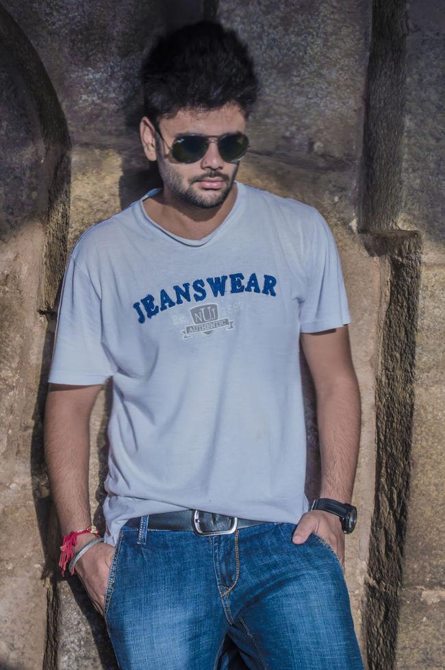Attitude Attitude B Cute Cute Boy Faio Model Sexy Boy Sun Light Through Trees Sunglasses Sunlight Model White Tshirt