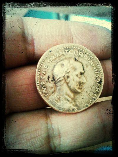 Ancient Coins Roma Turkey