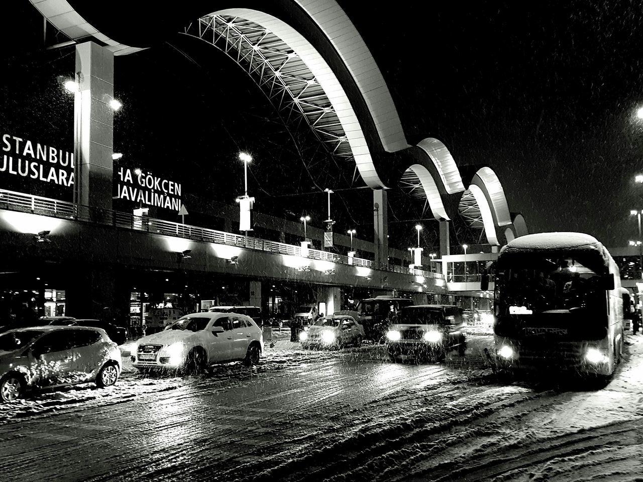 Istanbul Sabihagökçenhavalimanı Snow Sabiha Gökçen International Airport Sabihagokcen Adapted To The City