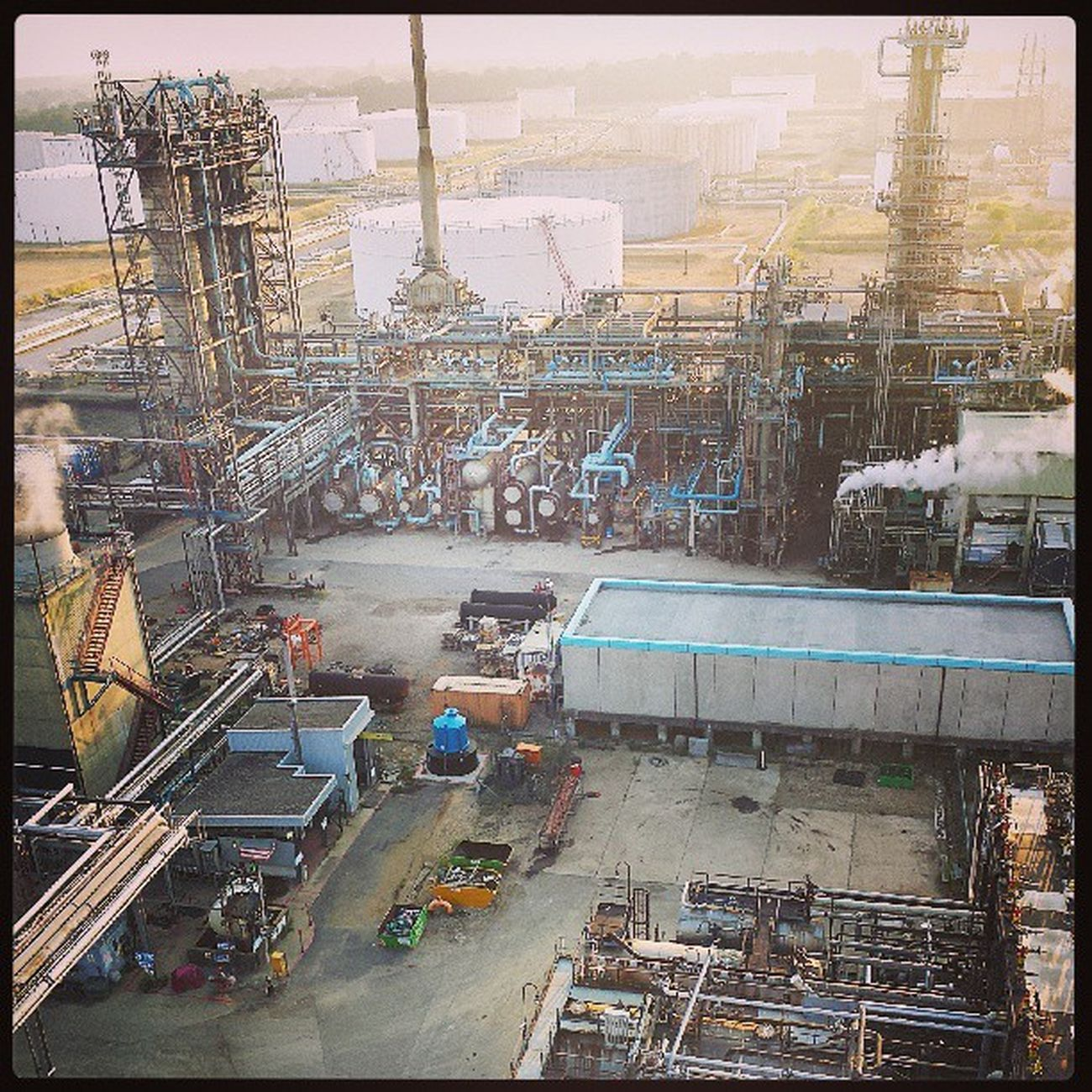 Refinery Oilgas