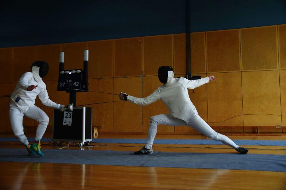 by Jacqueline Muhlack Hobbyfotograf Fotografieren Fotografie Photographer Photography Fighter Épée Degen Fencer Fencing Fechter Fechten Deutschland Germany