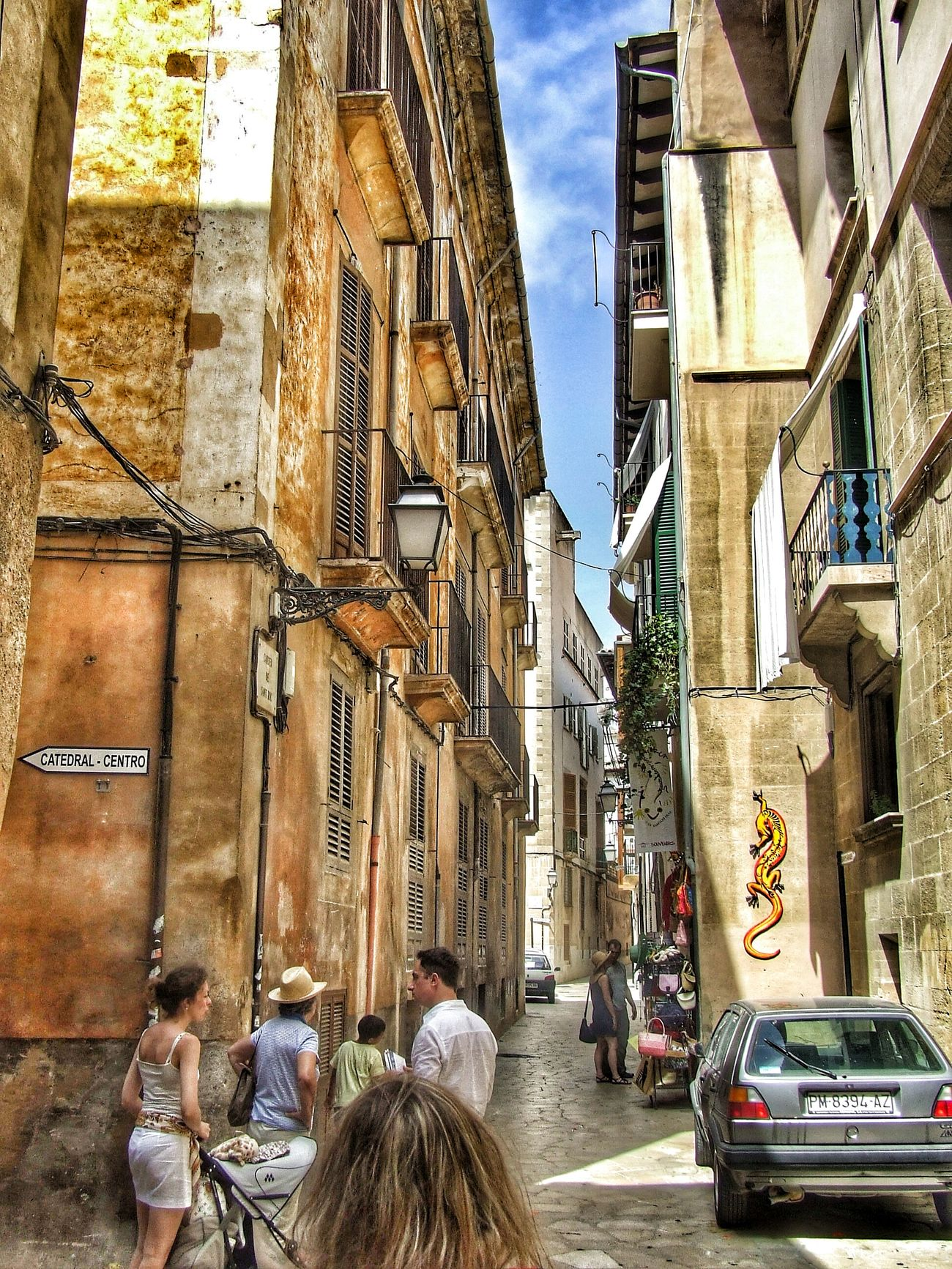 Palma De Mallorca Buildingstyles Old Buildings Old Architecture Street Life Street Photography Streetview The Tourist