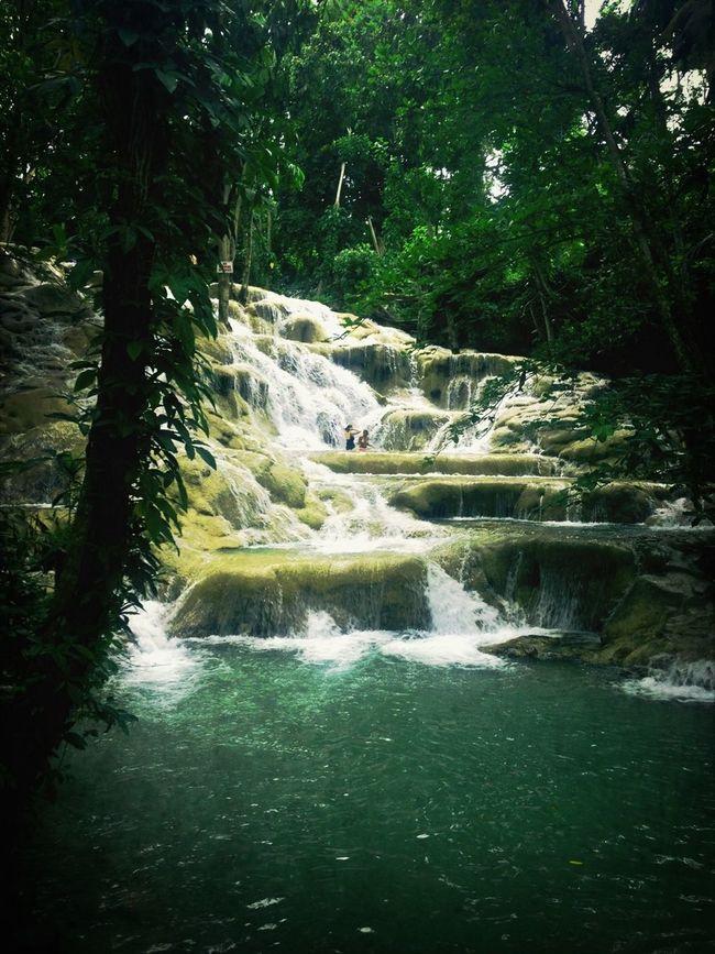 I feel like a waterfall Waterfall Enjoying Life Water_collection