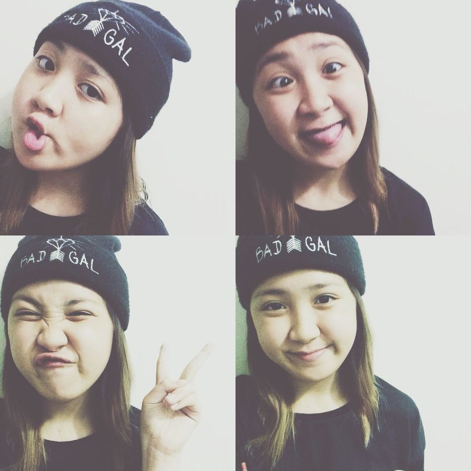 People Beanie Badgal
