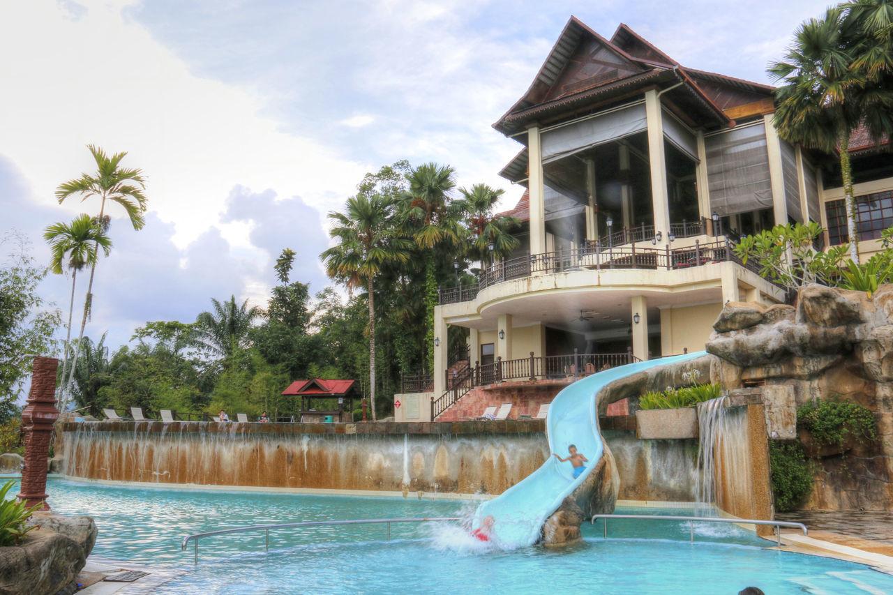 Kenyir Kenyir Lake Kenyir Lake Resort Malaysia Swimming Swimming Pool Tranquil Tropical Tropical Paradise