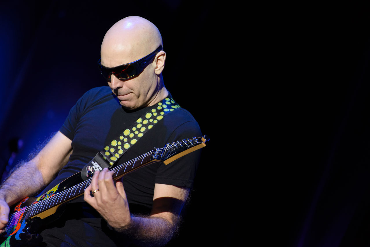 Joe Satriani playing live in Madrid, Spain. Arts Culture And Entertainment Concert Concierto Joe Satriani  Live Music Live Stage Liveperformance Music