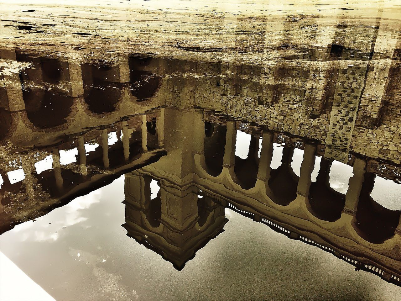 EyeEm Potsdam Meetup Reflection Water Reflections Puddleography