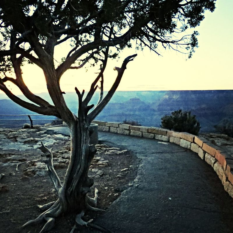Grand Canyon sunset ~ landscape Travel Nature