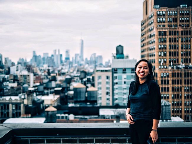 Skyline Portrait Eyeem Studio New York Rooftop Manhattan EyeEm Best Shots NYC