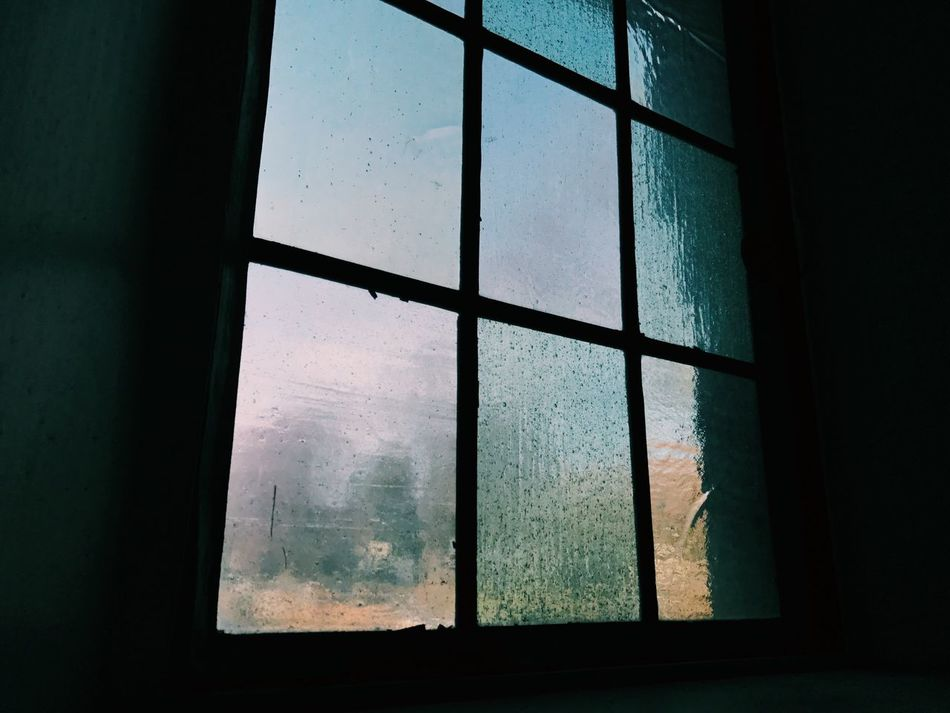 Window yo Window Indoors  Transparent Window Frame No People Close-up Day Frosted Glass Sky
