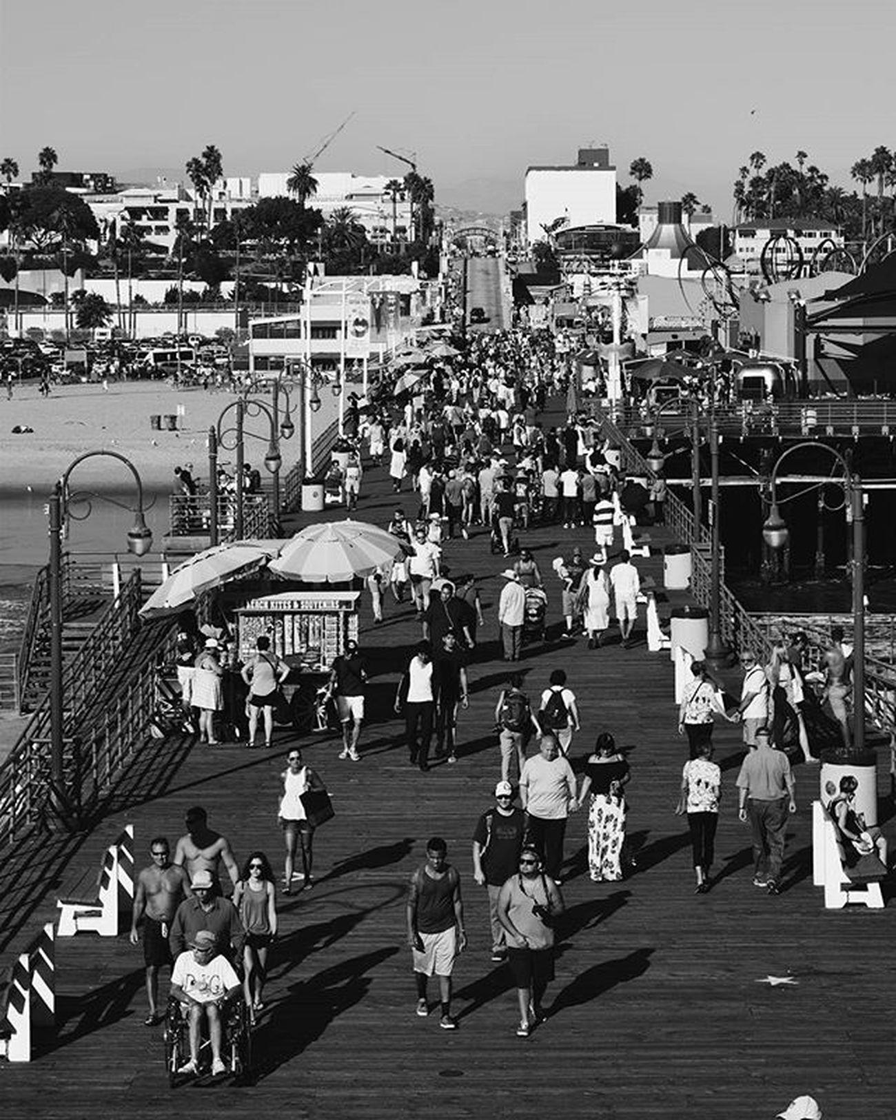 Santamonicapier Santamonica People Ocean WestCoast Nautical Perspective Cali Calidreamin California La Claremont Bnw Blackandwhite Bnw_globe Bnw_rose Bnw_captures Bnw_captures Bnw_planet Bnw_society Bnw_photo Bnw_life Bnw_LA Bnw_nikon Nikon d3300 vsco vscophile vscocam travel