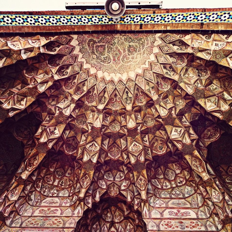 Iran Architecture Architecture Kashan, Iran Look Up And Thrive