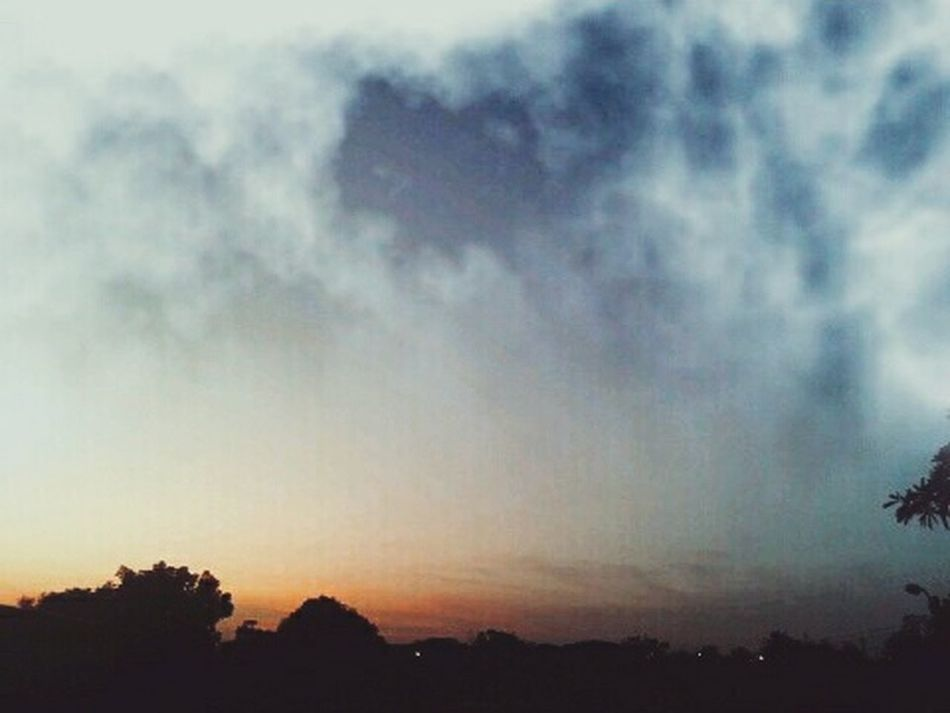 Sky And Clouds Rising Sun In Morning First Eyeem Photo