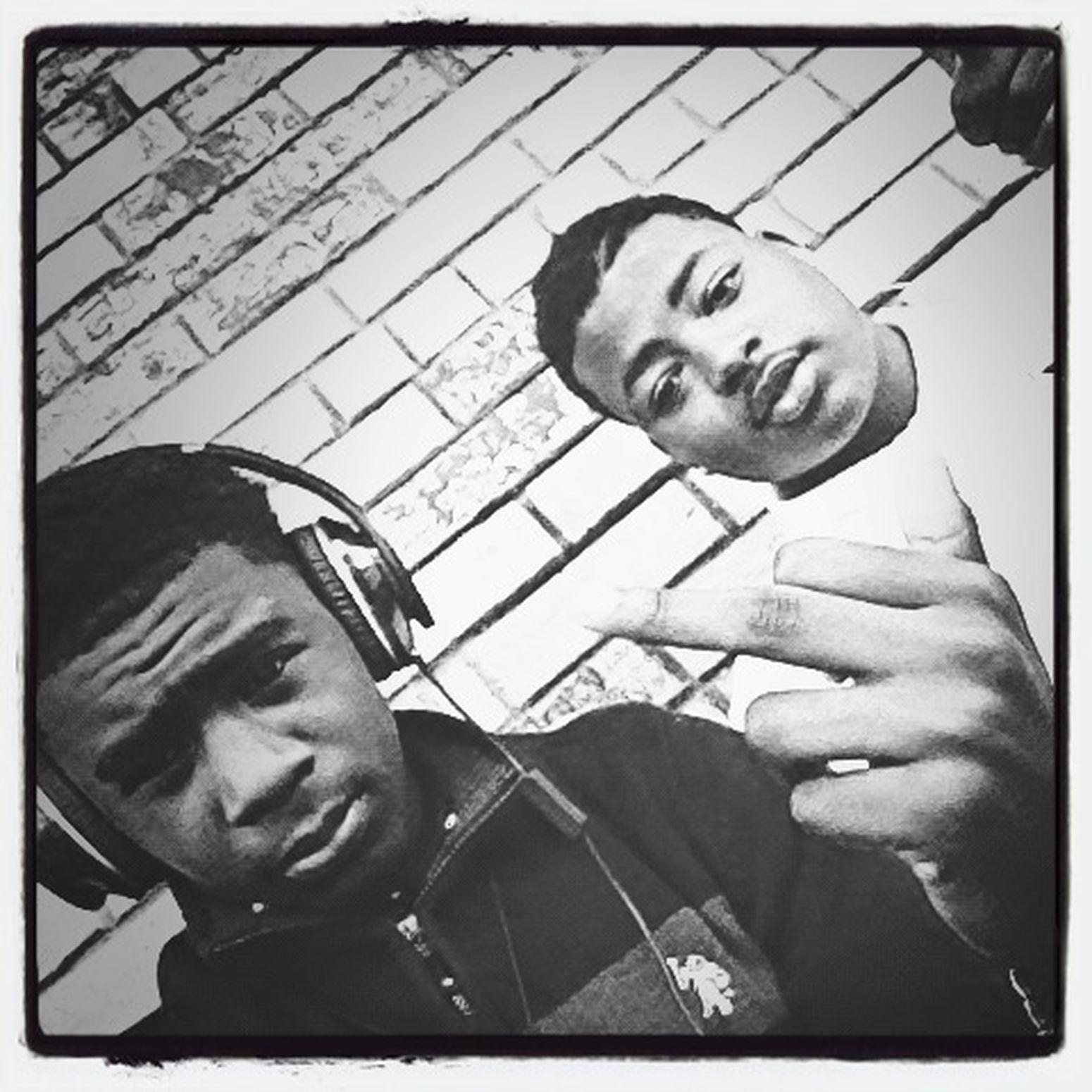 Me and my nigga @demorc