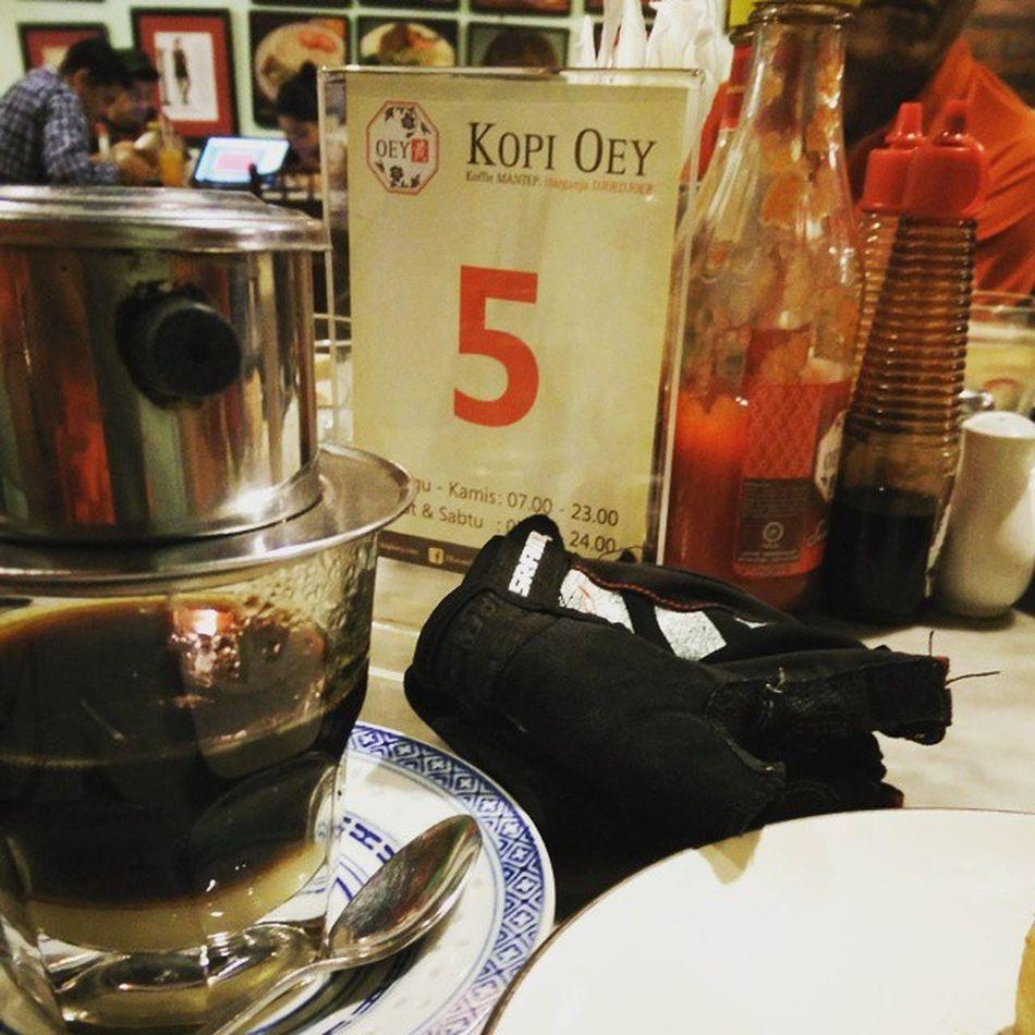 Midnight coffee Sefo  Niteride 1436h
